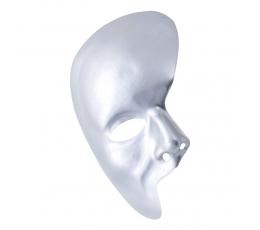 """Maska """"Fantoms"""", sudraba"""