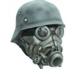 "Maska ""Karavīrs ar gāzes masku"""