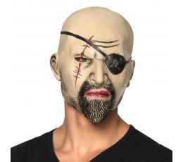 """Maska """"Pirāts ar acs pārsēju"""""""