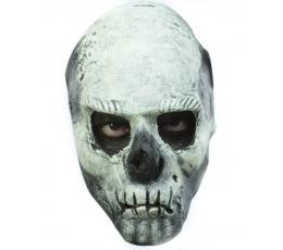 "Maska ""Tumsā mirdzošs skelets"" (1 gab.)"