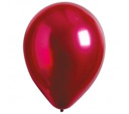 Metalizēts (chrome) balons, spilgti rozā (30 cm)