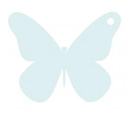 Novēlējumu tauriņi / zili (20 gab.)
