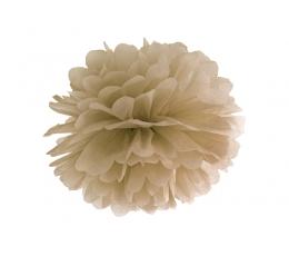 Papīra bumba, brūns (35 cm)