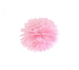 Papīra bumba, sārts (25 cm)