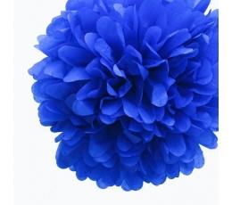 Papīra bumba, tumši zila (2 gab./30 cm)