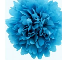 Papīra bumba, zila (2 gab./30 cm)