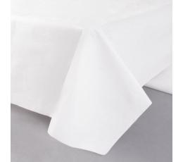 Papīra galdauts / balts (1,37 m x 2,74 m)