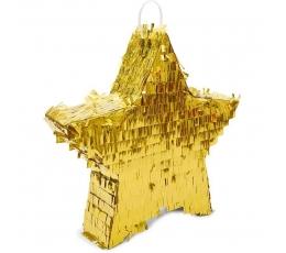 "Pinjata ""Zelta zvaigzne"" (44 x 42 cm)"