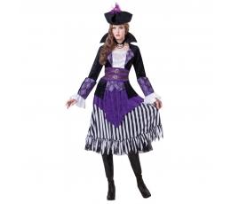 Pirātu kapteiņa kostīms (M)