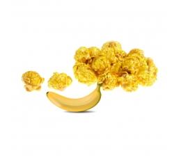 Popkorns ar banānu garšu (60g/S)