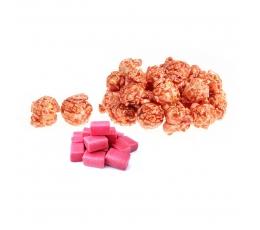 Popkorns ar košļājamās gumijas garšu (250g/M)