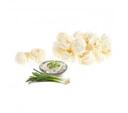Popkorns ar skābā krējuma un sīpolu garšu (35g/S)