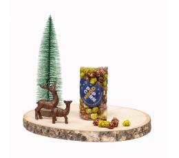 """Popkorns """" Ziemassvētku mežs"""" (60g / S)"""