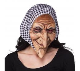 Raganas maska ar šalli