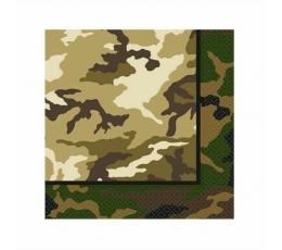 "Salvetes ""Armija""  (16 gab./33x33 cm)"
