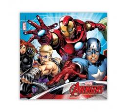 """Salvetes """"Avengers"""" (20 gab.)"""