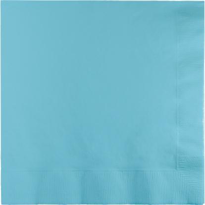 Salvetes, gaiši zilas (20 gab)