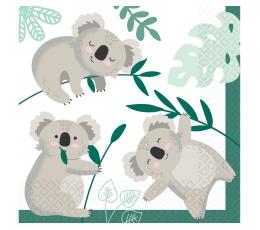 """Salvetes """"Koala"""" (16 gab.)"""