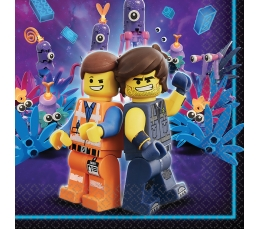 "Salvetes ""Lego Movie 2"" (16 gab)"