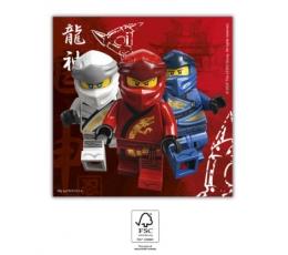 "Salvetes ""Lego Ninjago"" (20 gab.)"