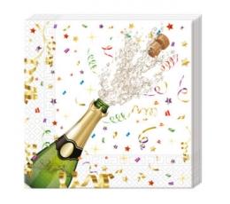 """Salvetes """"Šampanietis"""" (20 gab)"""