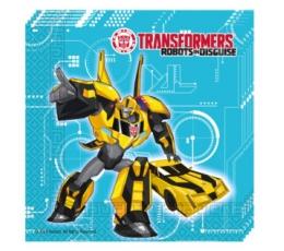 "Salvetes ""Transformeri. Power up"" (20 gab)"