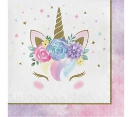 "Salvetes ""Unicorn Baby"" (16 gab)"