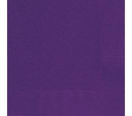 Salvetes, violetas (20 gab.)