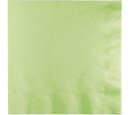 Salvetes, zaļganas (50 gab)