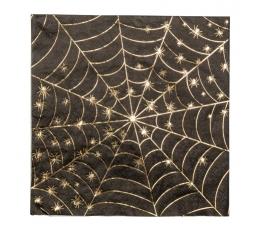 """Salvetes """"Zelta zirnekļa tīkls"""" (16 gab.)"""