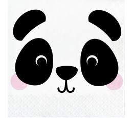 "Salvetītes ""Panda"" (16 gab.)"