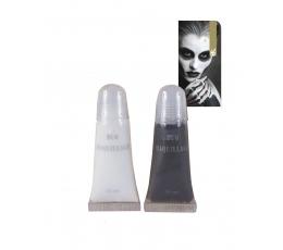 Sejas grims, balts - melns (2 gab. / 11 ml)