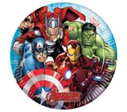 """Šķīvīši """"Avengers"""" (8 gab./20 cm)"""