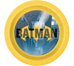 """Šķīvīši """"Betmens"""" (8 gab./17 cm)"""