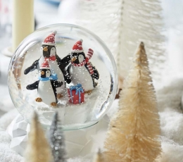 "Sniega bumba ""Pengvīni"" 1"