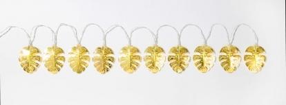 """Svētku LED virtene """"Zelta palmas"""" (2 m)"""