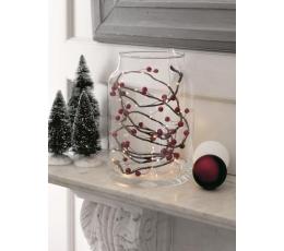 """Svētku LED virtene """"Ziemas ogas"""" (2 m)"""