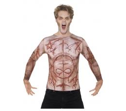 "T-krekls ""Traumēta āda"" (M)"