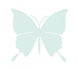 Tauriņi, gaiši zilā krāsā (20 gab./ L)