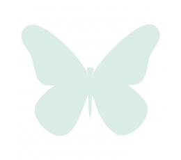 Tauriņi, gaiši zilā krāsā (20 gab./ XS)