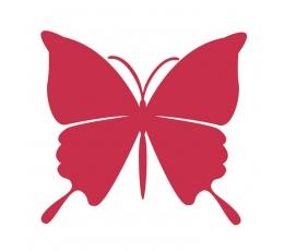 Tauriņi, koši sarkanā krāsā (20 gab./ S)