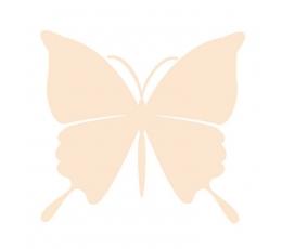 Tauriņi, krēmkrāsā (20 gab./ L)