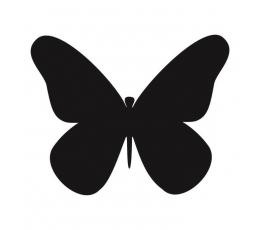 Tauriņi, melnā krāsā (20 gab./ XS)