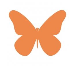 Tauriņi, oranžā krāsā (20 gab./ XS)