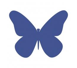 Tauriņi, tumši zilā krāsā (20 gab./ XS)