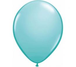 Tirkīza krāsas baloni (100gab ./28cm.Q11)