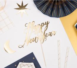 "Tortes dekorācija ""Happy New Year"" 1"