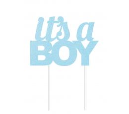 """Tortes dekorācija  """"It's a boy"""""""