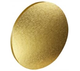 Tortes paliktnis, zelta krāsā (25 cm)