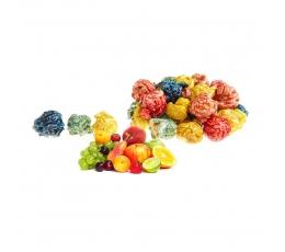 """Tutti frutti"" garšas popkorns (60g/S)"